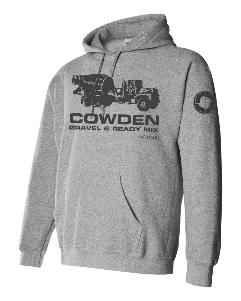 Cement Truck Hoodie